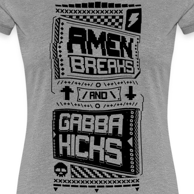 Amen Breaks & Gabba Kicks