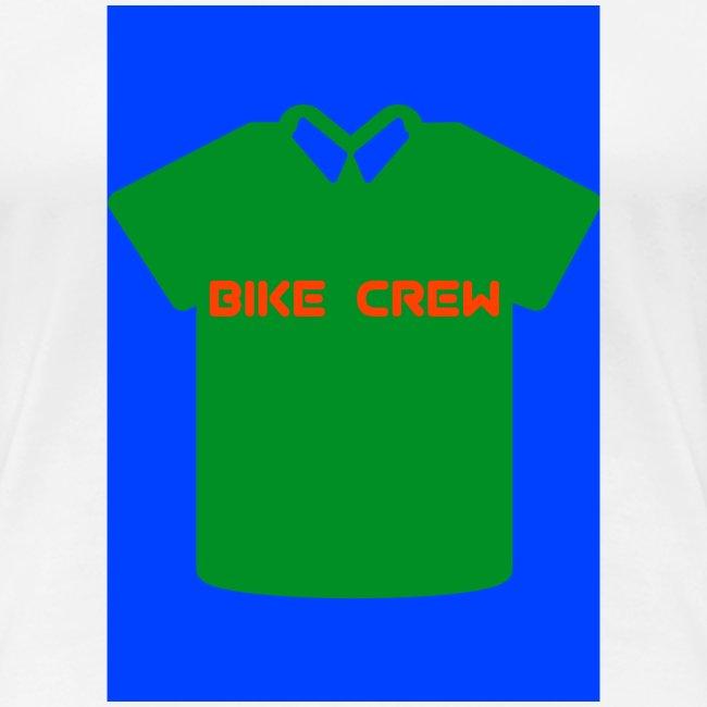 Bike Crew Merch (grün)
