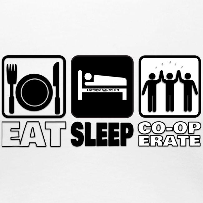 Eat Sleep Co op png