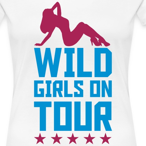 Junggesellinnenabschied - JGA - Frauen Premium T-Shirt