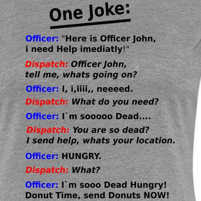 Polizei Witz polizist