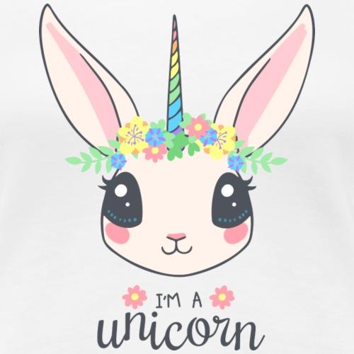 I´m a Unicorn - Frauen Premium T-Shirt