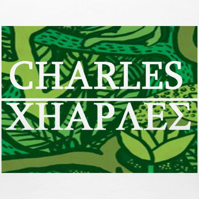 CHARLES CHARLES JUNGLE PRINT - LIMITED EDITION