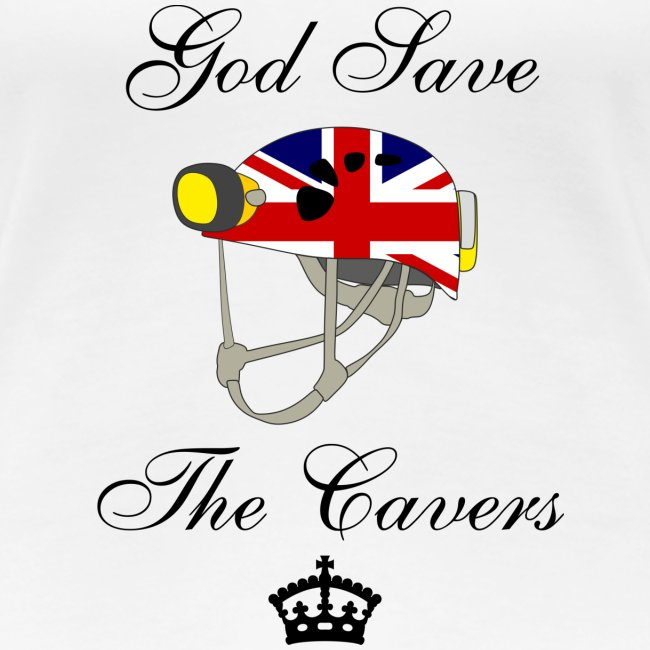 god save the cavers