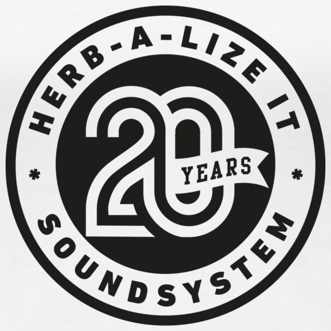 Herbalize It 20th Anniversary Black