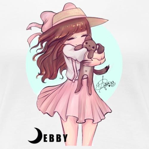 DEBBY & COCO - Maglietta Premium da donna