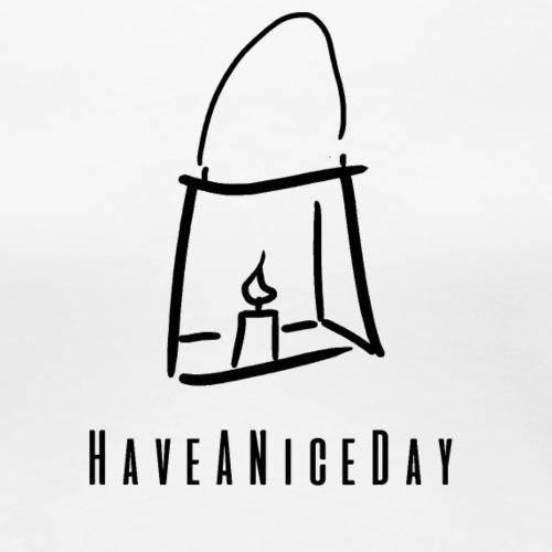 HaveANiceDay Original Light - Frauen Premium T-Shirt