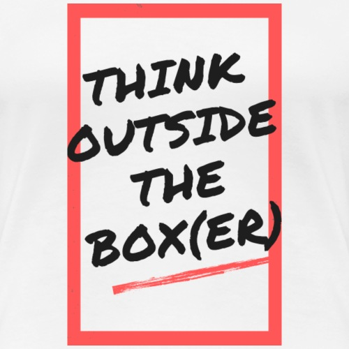Think outside the boxer