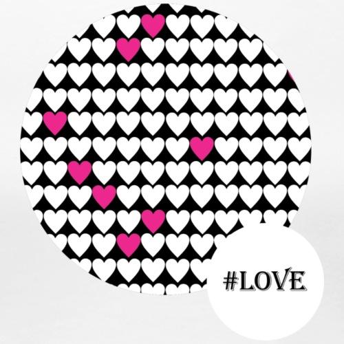 Love A - Vrouwen Premium T-shirt