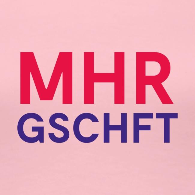 MHR GSCHFT (rot/blau)