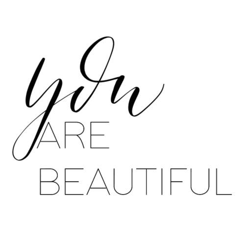 You are beautiful - Frauen Premium T-Shirt