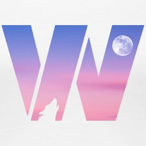 Varg - Premium-T-shirt dam