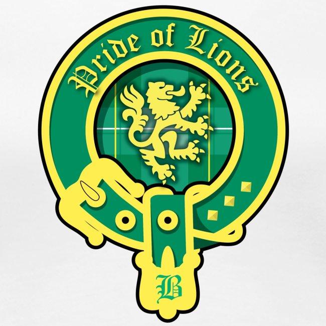 pride of lions logo