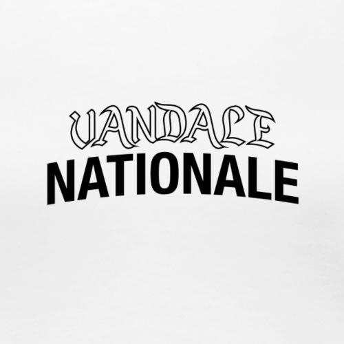 National Vandal - Women's Premium T-Shirt