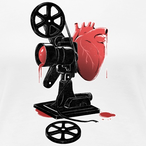 A bloody good movie - Frauen Premium T-Shirt