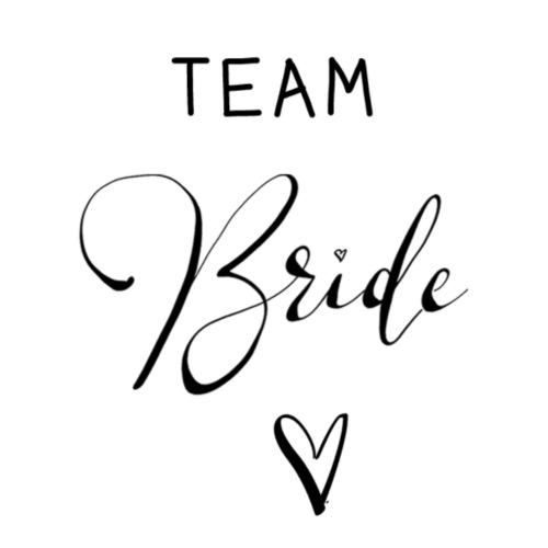 Team Bride TEAM BRAUT n°4 - Frauen Premium T-Shirt