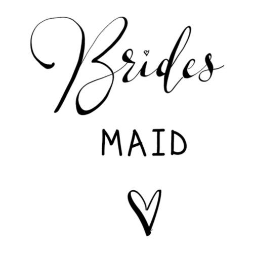 Team Bride BRIDESMAID n°3 - Frauen Premium T-Shirt