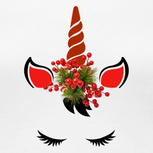 MERRY CHRISTMAS EINHORN