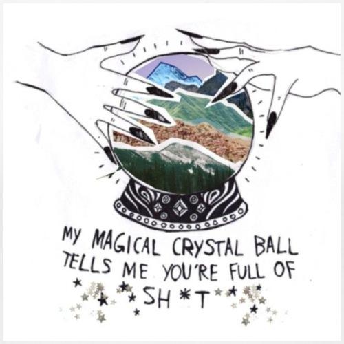 full of shit cry - Camiseta premium mujer