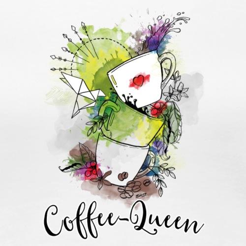 Coffee-Queen - Frauen Premium T-Shirt