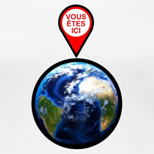 Vous êtes ici