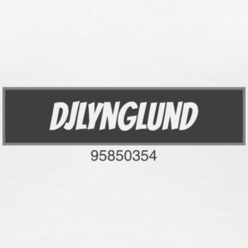 DJLyglund - Premium T-skjorte for kvinner