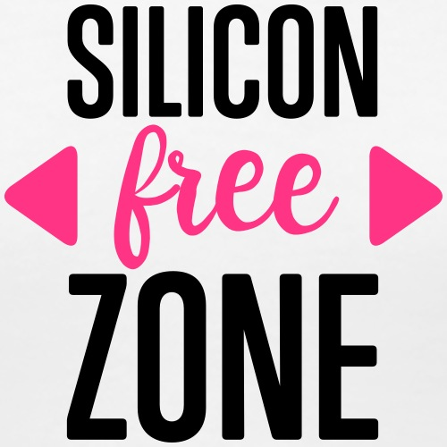 Silicon-free-Zone - Frauen Premium T-Shirt