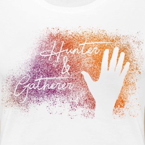 Hunter & Gatherer - Frauen Premium T-Shirt
