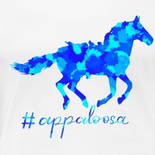 Animental Vibes - #appaloosa - Frauen Premium T-Shirt