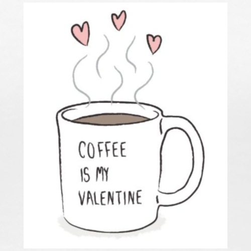 coffee coffee co - Camiseta premium mujer