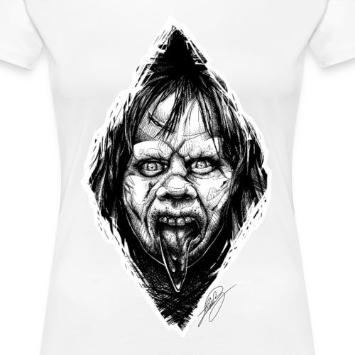 Regan Mcneal - El Exorcista - Camiseta premium mujer