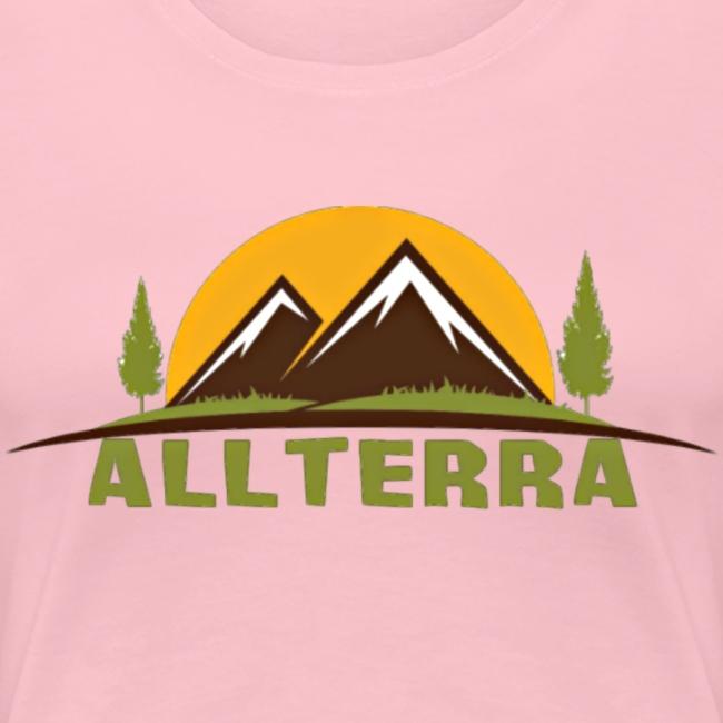 camiseta básica Alterra