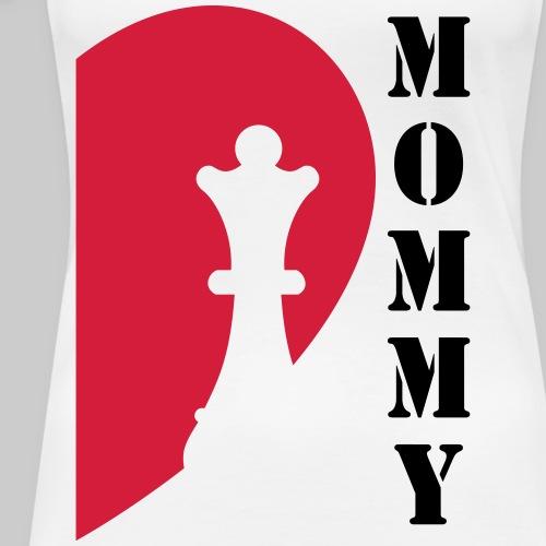 Queen Mommy - Women's Premium T-Shirt