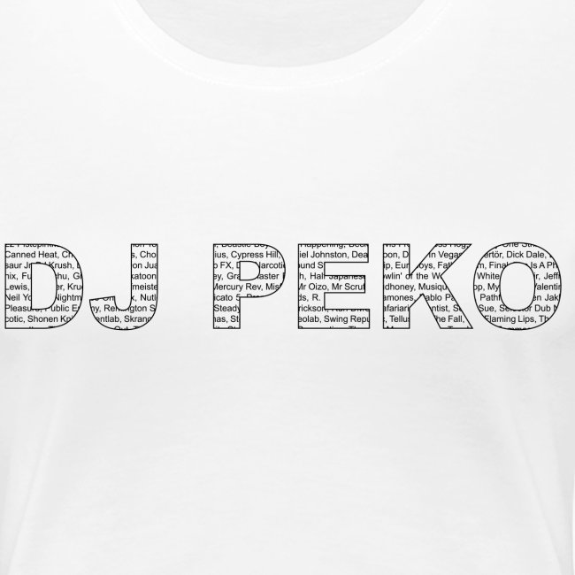 dj peko artists logo
