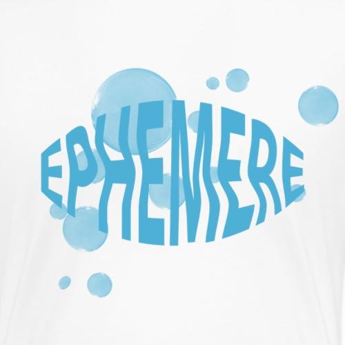 Ephemeral bubbles - Women's Premium T-Shirt