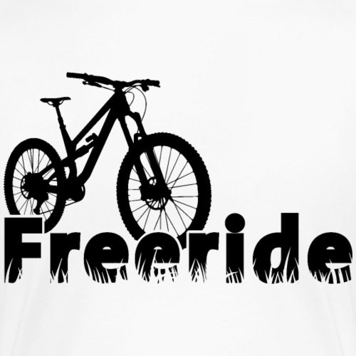 Freeride - Frauen Premium T-Shirt