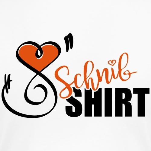 SchnibSHIRT - Frauen Premium T-Shirt