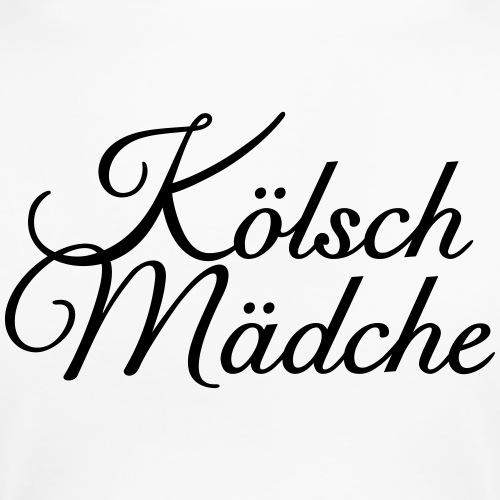 Kölsch Mädche - Mädchen aus Köln - Frauen Premium T-Shirt