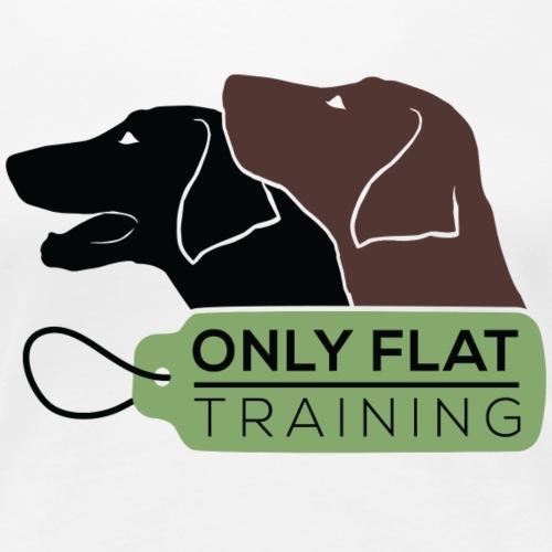 Only Flat Trainer - Maglietta Premium da donna