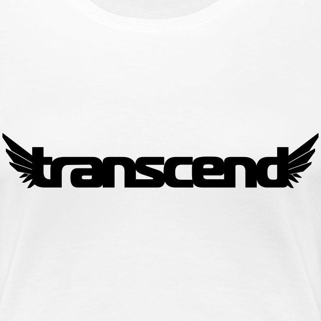 Transcend T-Shirt - Men's - Neon Yellow Print