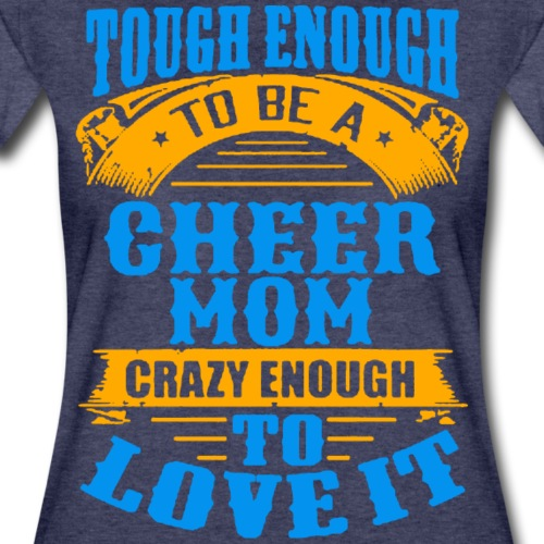 Cheer MoM - Frauen Premium T-Shirt