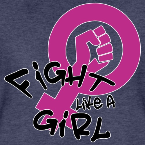 FIGHT LIKE A GIRL - Camiseta premium mujer