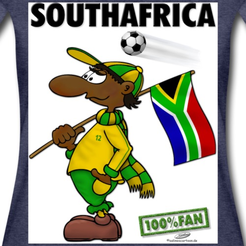 Fan Southafrica - Frauen Premium T-Shirt