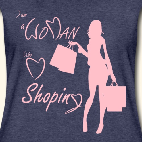 I am a woman who love shoping