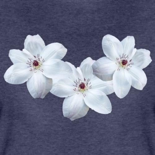 Jalokärhöt, valkoinen - Naisten premium t-paita