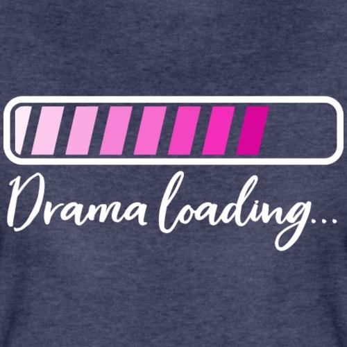 Drama Loading Ladebalken - Frauen Premium T-Shirt