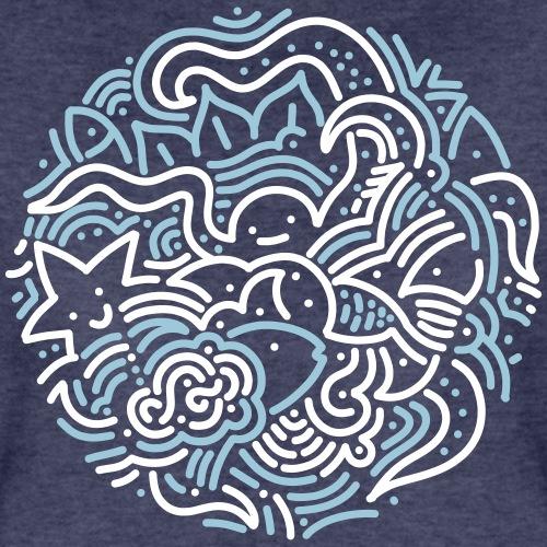 Satchitananda - Frauen Premium T-Shirt