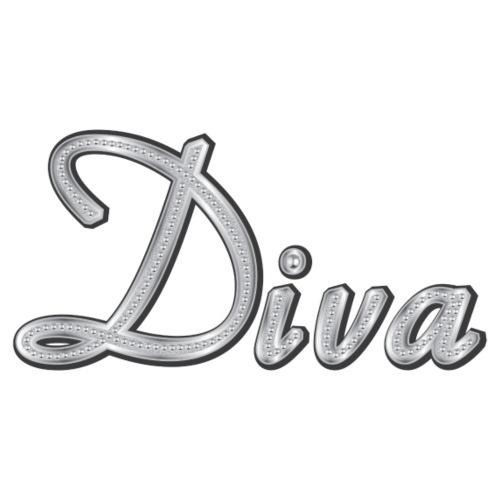 Diva Sparkle - Women's Premium T-Shirt