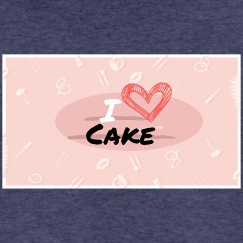 I love Cake™ - Women's Premium T-Shirt