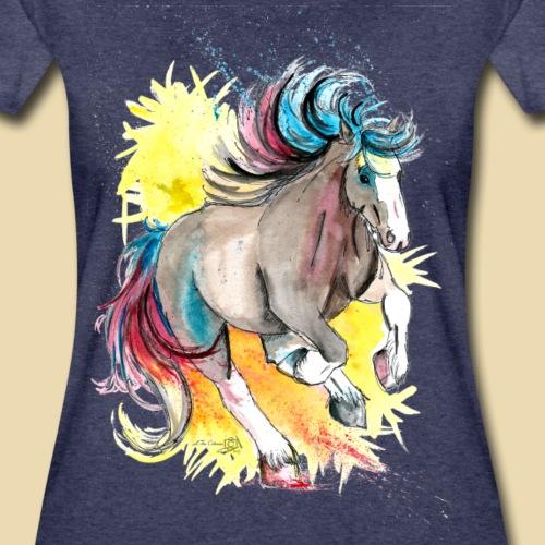 Rainbowhorse - Frauen Premium T-Shirt